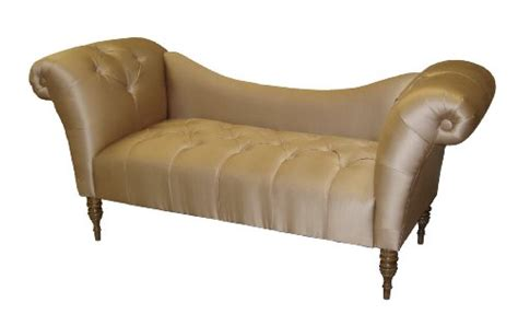 double arm chaise lounge roslyn double arm tufted chaise lounge by skyline