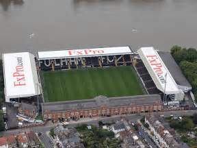 fulham granted permission to expand craven cottage the