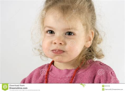 women with chubby cheeks little girl wit chubby cheeks royalty free stock image