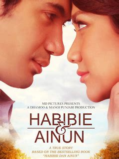 biografi film habibie dan ainun bj habibi larang adegan ciuman di film anun habibi