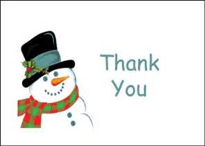 order your custom christmas thank you cards early
