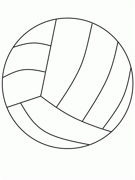 volleyball coloring book pages free printable volleyball coloring pages for kids