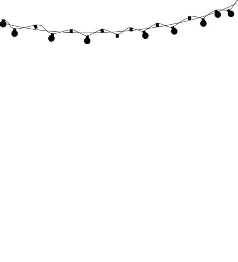string of lights clipart the gallery for gt hanging bulb clipart