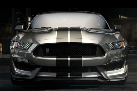 ford shelby gt gtr mustang release date