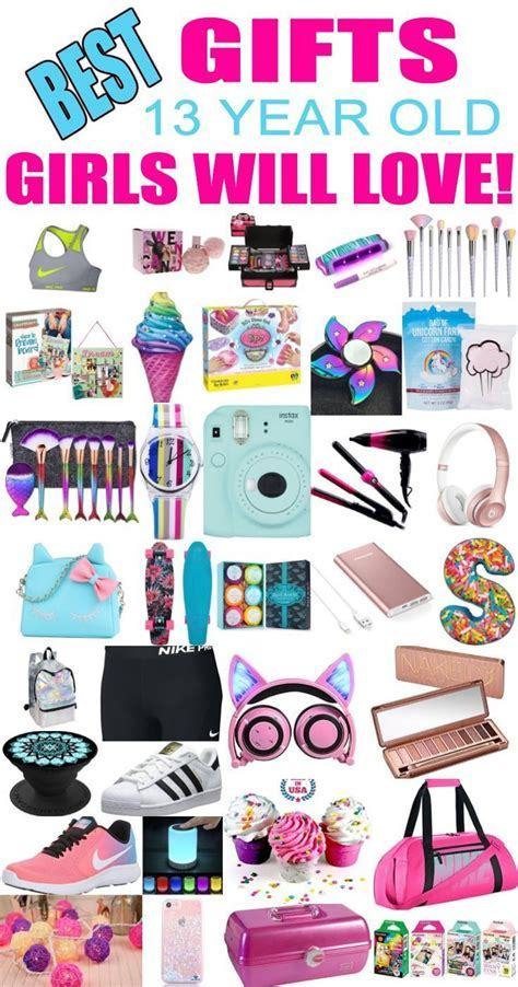 Gifts 13 Year Old Girls! Best gift ideas and suggestions