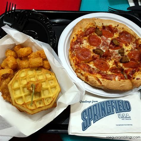 hollywood boulevard food what to eat at universal orlando and the wizarding world