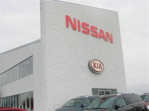 Luther Kia Nissan Luther Nissan Kia Car Dealership In Inver Grove Heights