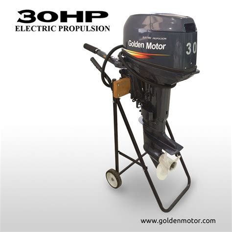 electric boat motor most powerful 30hp electric propulsion outboards inboards drive kits