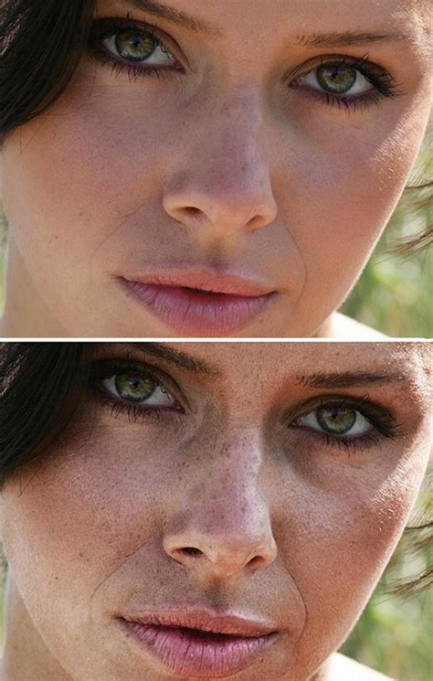 photoshop cs3 skin retouching tutorial an enjoyable collection of retouching tutorials for