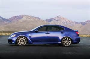 2009 lexus is f conceptcarz