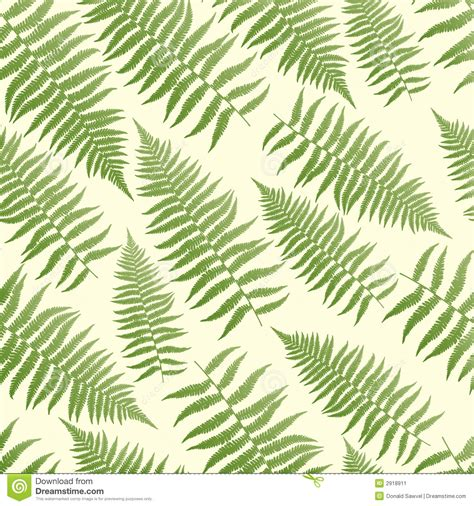 fern pattern background stock vector image of backdrop