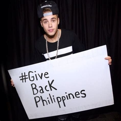justin bieber biography tagalog justin bieber raised over 480 000 for philippines