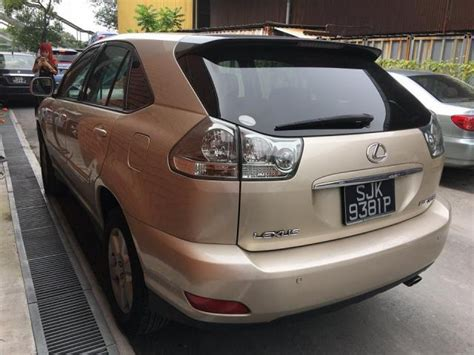 toyota harrier indonesia price list japanese used toyota harrier 2005 for sale