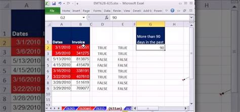 excel 2007 format date in formula excel 2007 conditional formatting dates in the past