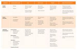 Target Market Analysis Template by Unltd 3 6 Understanding Your Target Audience And