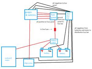 boat re wire hows my diagram the hull boating and fishing forum