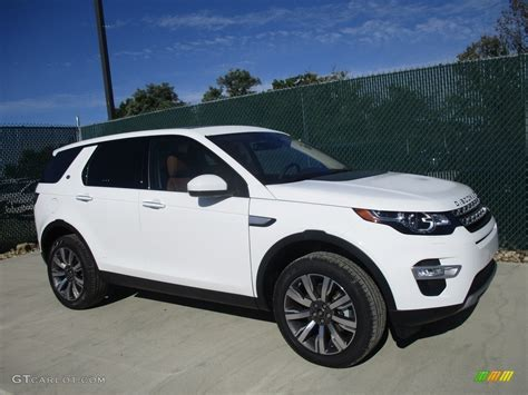 white land rover discovery 2017 2017 fuji white land rover discovery sport hse luxury