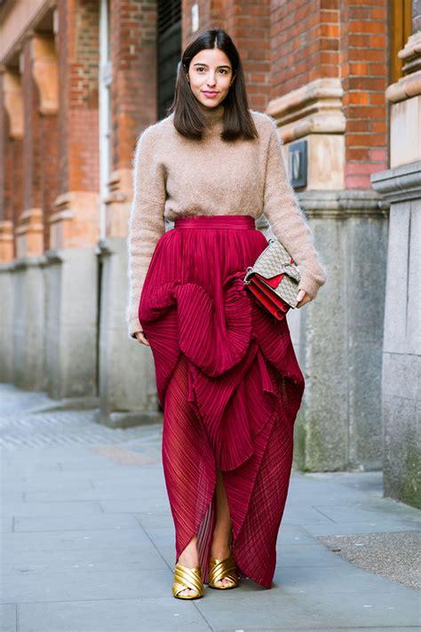 style uk skirt fashion week style fall 2016