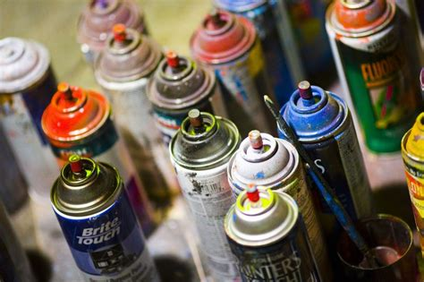 spray paint in cans the chilling effect of aerosol cans a moment of science