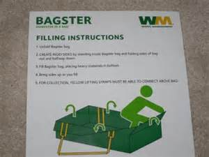 bagster home depot bagster bag use and cost review