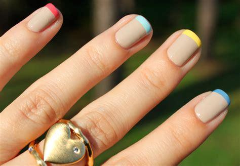 color es de unas para pies u 241 as para los pies nuevas tendencias en la manicura francesa ambito mujer