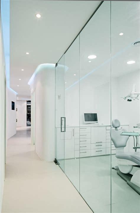 Dental Hospital Interior Design by Ylab Arquitectos Interior Design Clinica Dental Barcelona