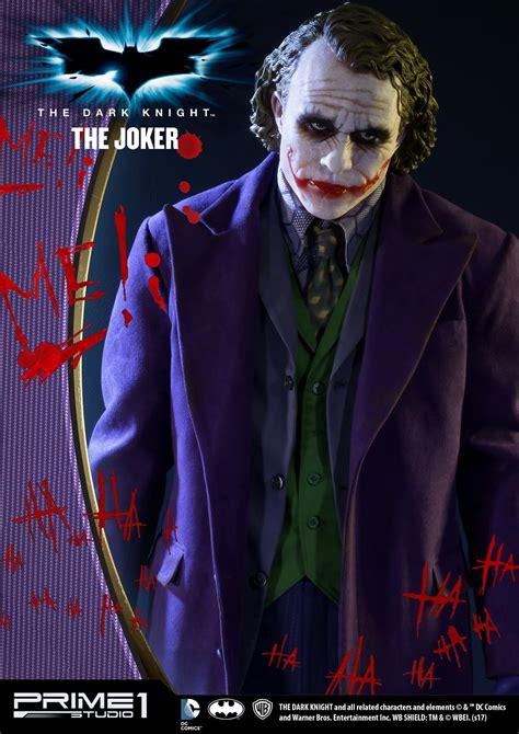 Four Of A Joker 1 the 1 2 scale the joker statue by prime 1 studio the toyark news