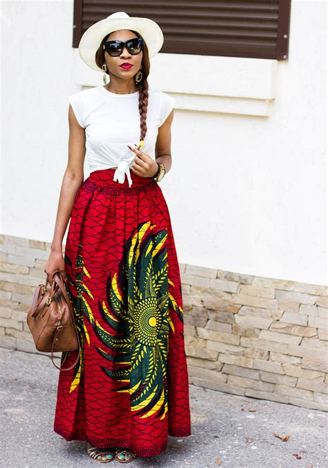 ankara skirts styles ankara full maxi skirt i ve been obsessed with these long