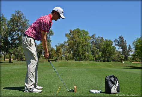 2 swing golf two by four golf swing drill grant brown golf