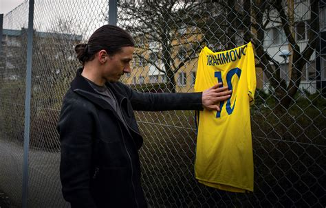 video zlatan ibrahimovic  goodbye   swedish national football team   volvo