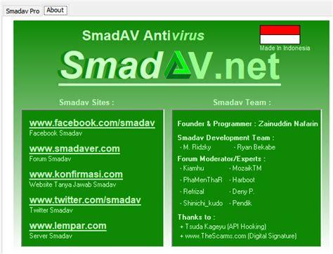 Antivirus Resmi smadav 2018 rev 11 8 telah resmi rilis