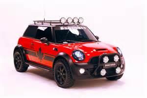 Road Mini Cooper Dsquared 178 Mini Cooper S Mudder Gets For A