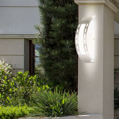 moderne wandbeleuchtung moderne wandbeleuchtung f 252 r den au 223 enbereich cornus len