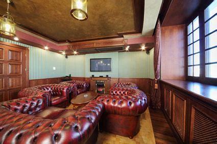 cigar lounge d 233 cor ideas lovetoknow