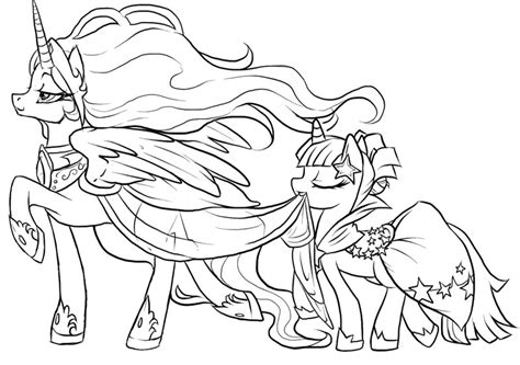 pony coloring pages bestofcoloringcom