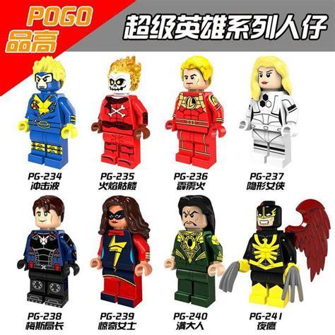 lego kw blazing skull marvel superheroes minifigure lego promotion shop for promotional lego on