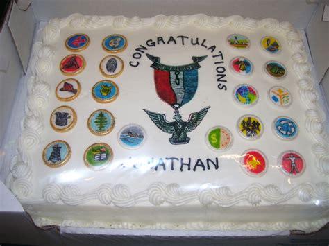 boy scout cake cake decorating community cakes we bake