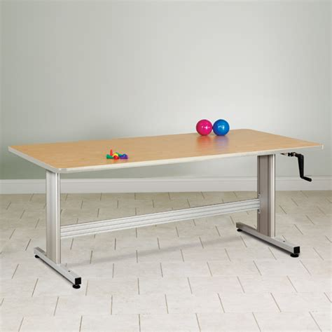 physical therapy table dimensions therapy table with crank height adjustment4
