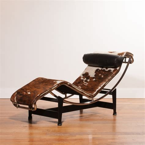 corbusier lc4 lounge chair lc4 lounge chair by le corbusier for cassina 1960s 57671