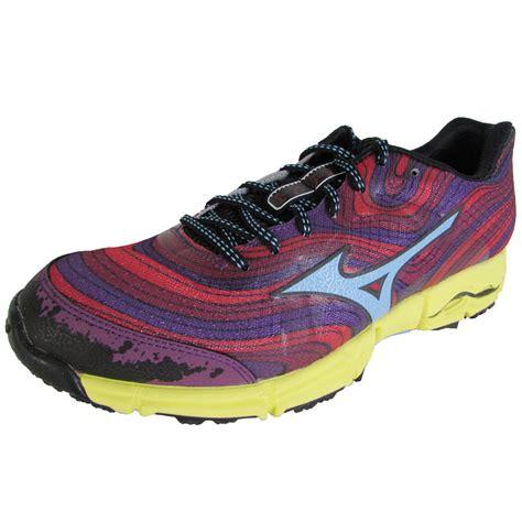 who sells mizuno running shoes mizuno womens wave kazan trail running sneaker shoe ebay