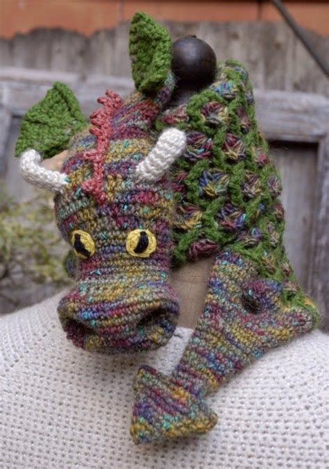 knitting pattern dragon scarf from quot crochet ever after quot my dragon scarf crochet knit