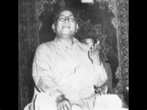 Bajuband Khul Khul Ja thumri bhairavi ustad barkat ali khan baaju band khul