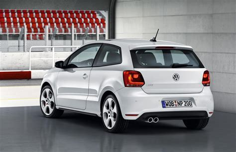 Volkswagen Polo Gti by 2013 Volkswagen Polo Gti 171 Cars