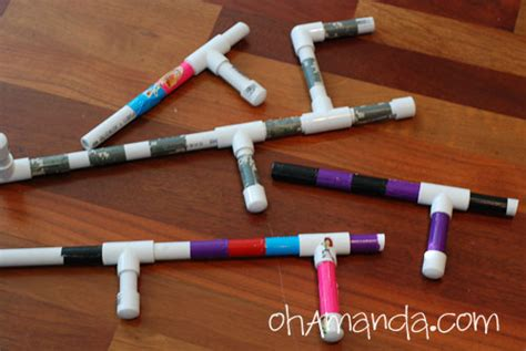 How To Make A Marshmallow Gun Out Of Paper - image gallery marshmallow shooter