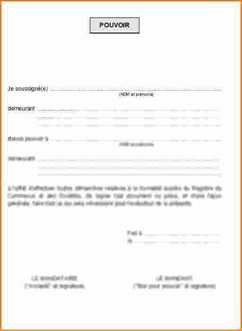 Exemple De Lettre De Procuration Pour Vente De Maison 3 lettre de procuration exemple lettres