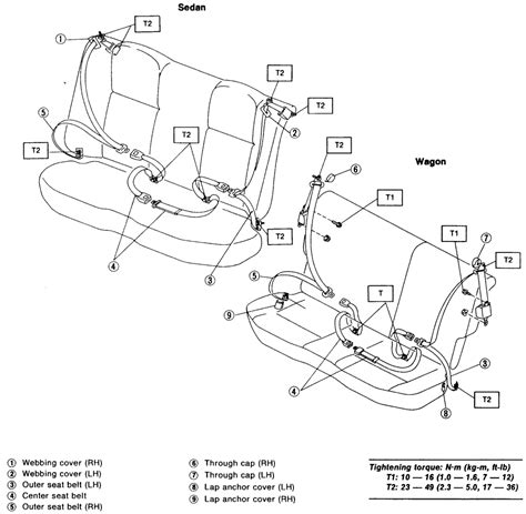 hayes car manuals 2004 subaru legacy spare parts catalogs subaru legacy control arm diagram imageresizertool com
