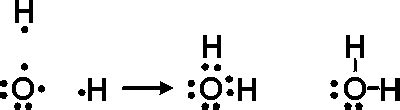 h2o dot diagram lewis dot structures