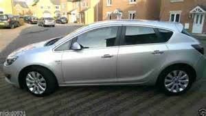 Vauxhall 100 000 Mile Warranty Vauxhall 2013 Astra Se 2 0 Cdti Auto In Silver With 29 000