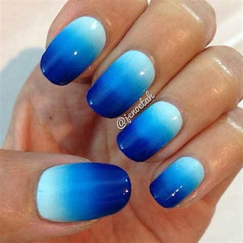 ombre pattern nails how to do ombre nails with cotton balls tutorial and photos