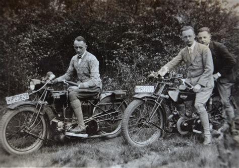 Motorrad Zulassung Hamburg by Ajs Originalfotos Aus Den Twenties Vintage Ajs